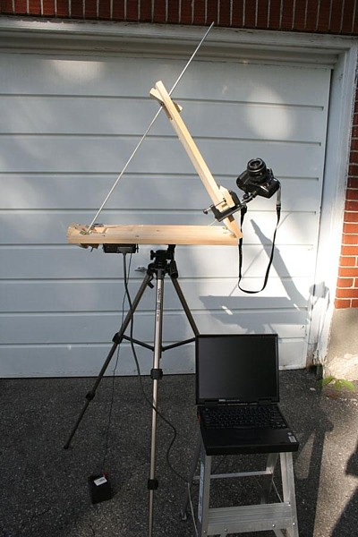 Mike's AstroTracker Mark 1